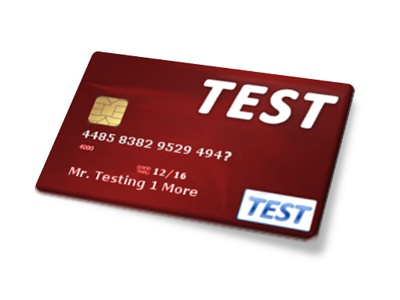 Tips for writing Test Objectives for Credit Cards